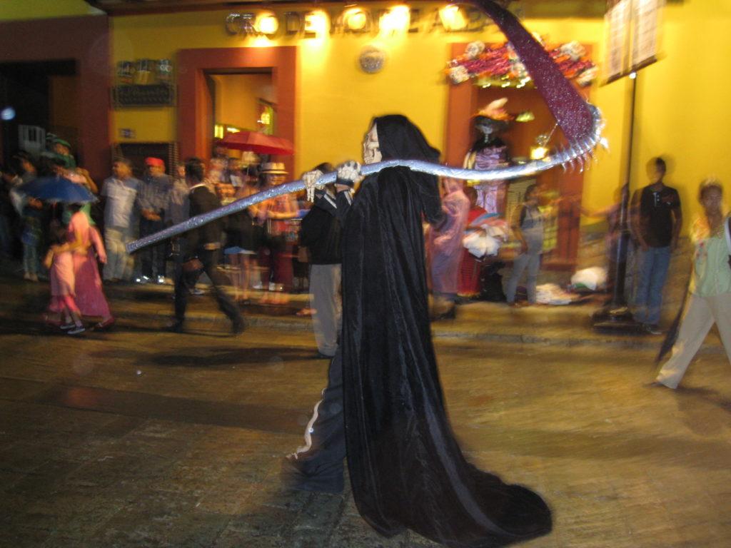 Ch. 1 Comparsa Reaper -A-